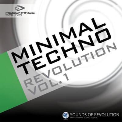 SOR – Minimal Techno Revolution Vol.1