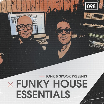 Jonk & Spook Presents Funky House Essentials