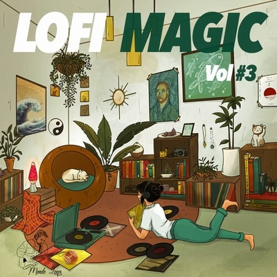 Lofi Hip Hop Magic Vol 3