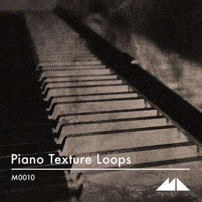 Piano Texture Loops