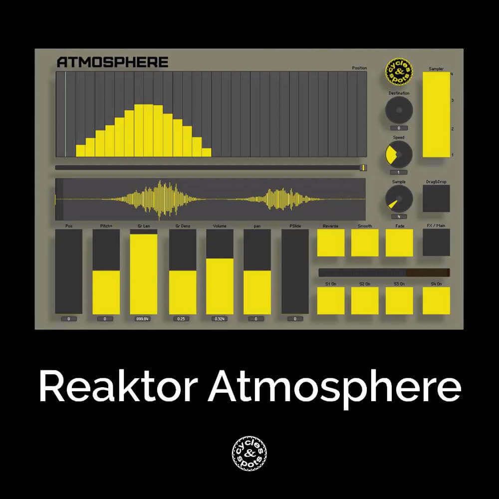 Reaktor Atmosphere