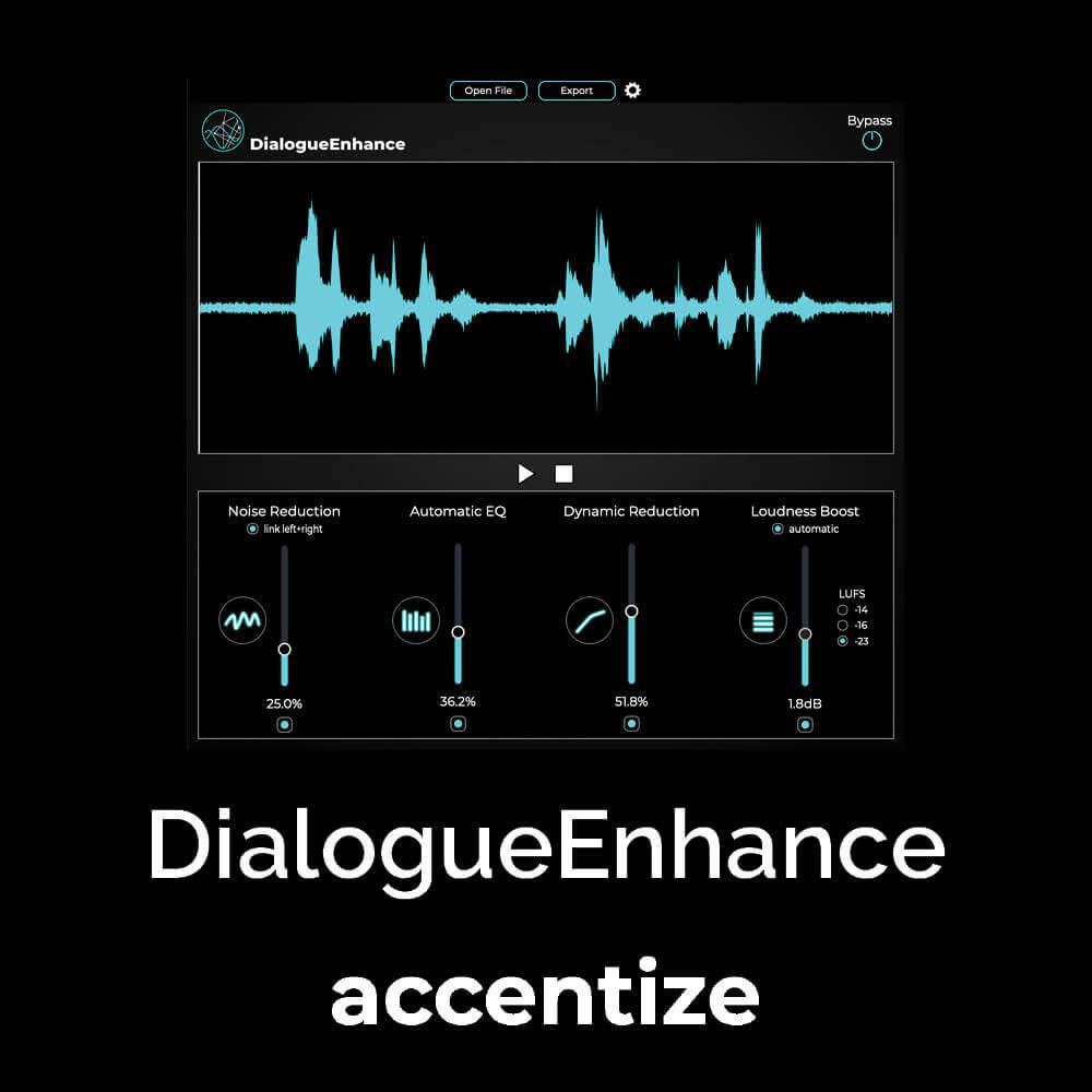 DialogueEnhance