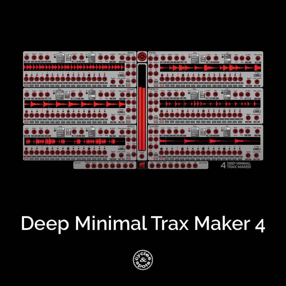 Deep Minimal Trax Maker 4