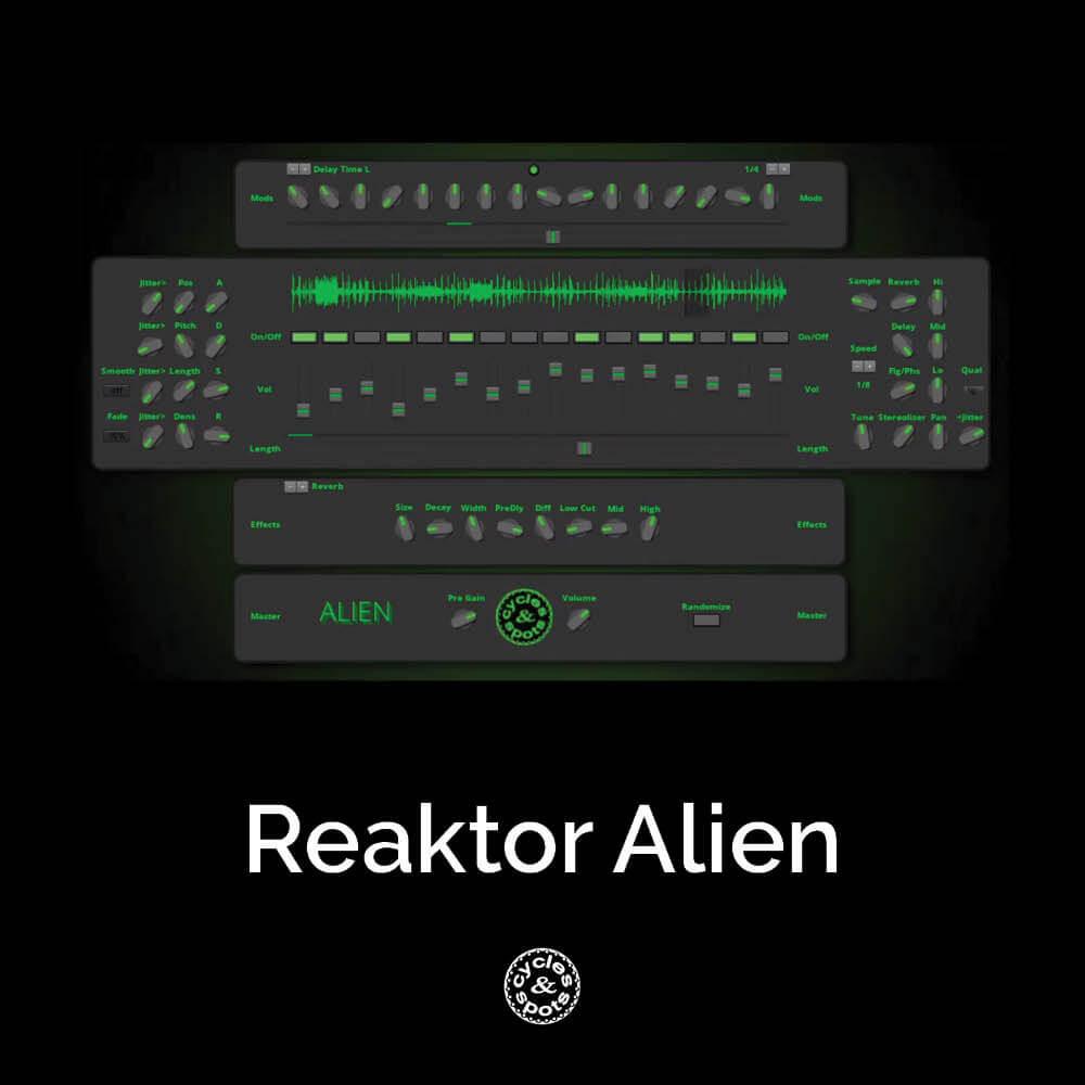 Reaktor Alien