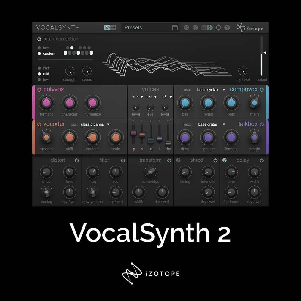 VocalSynth 2
