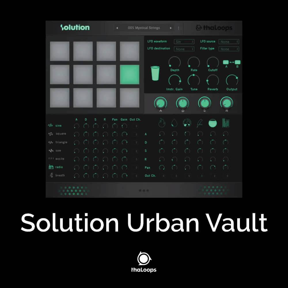 Solution Urban Vault