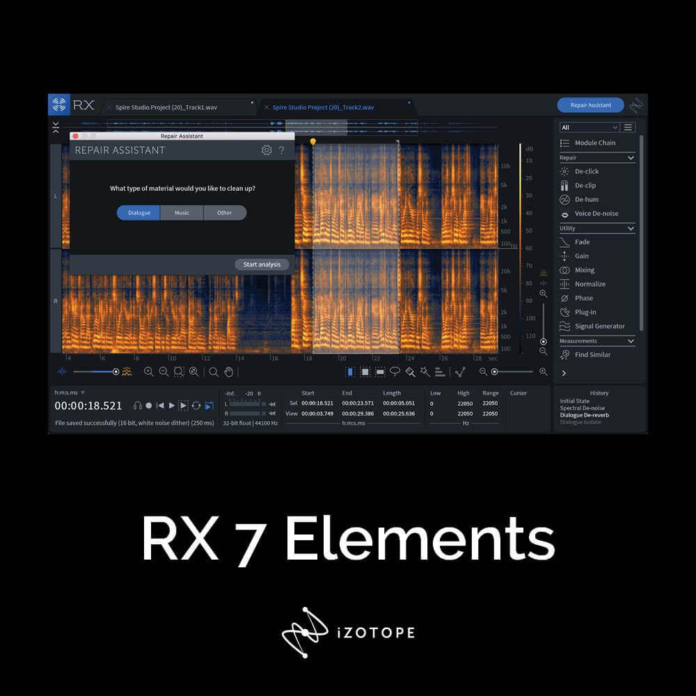 RX 7 Elements
