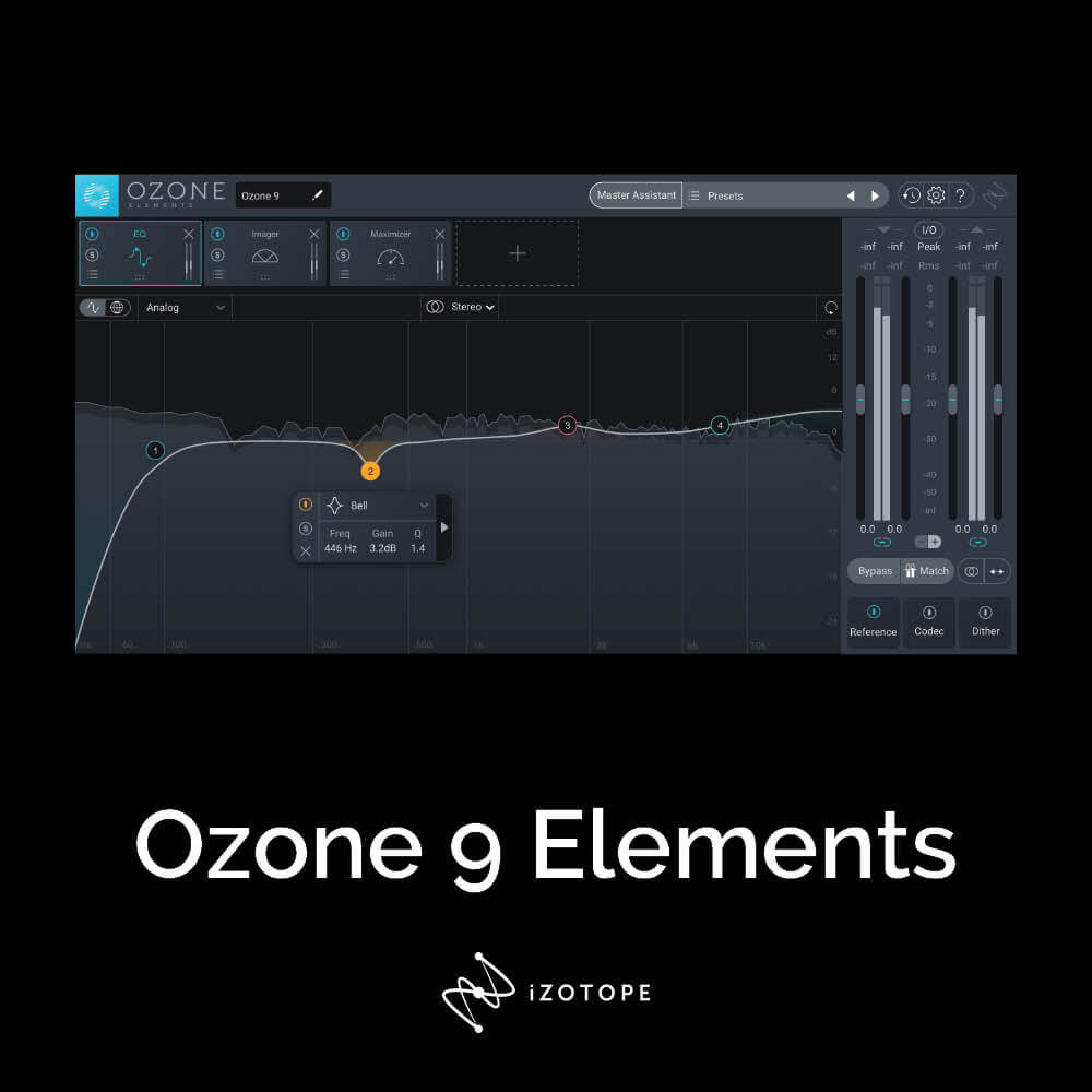 Ozone 9 Elements