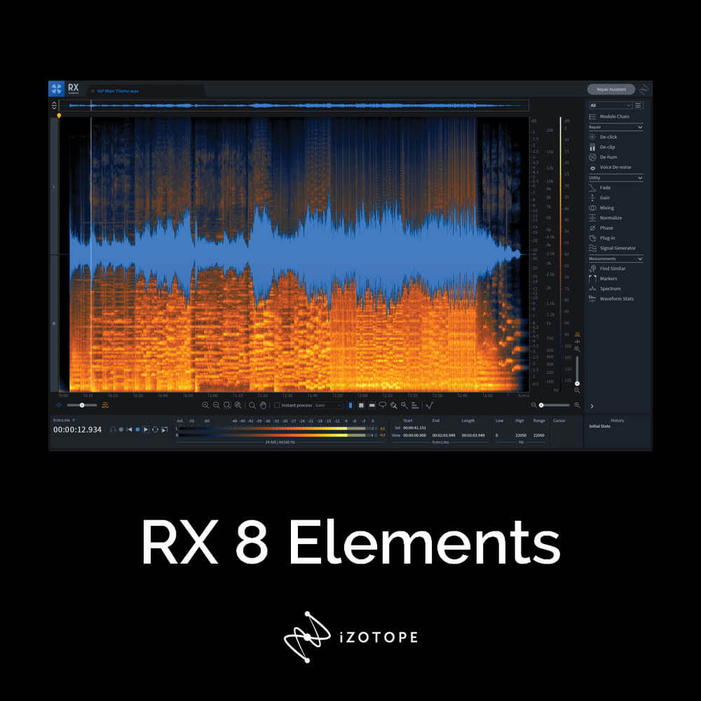 RX 8 Elements