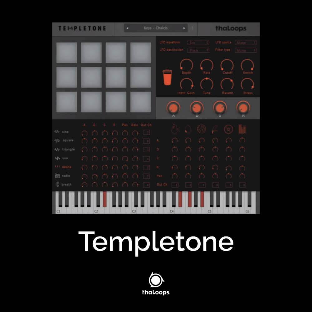 Templetone