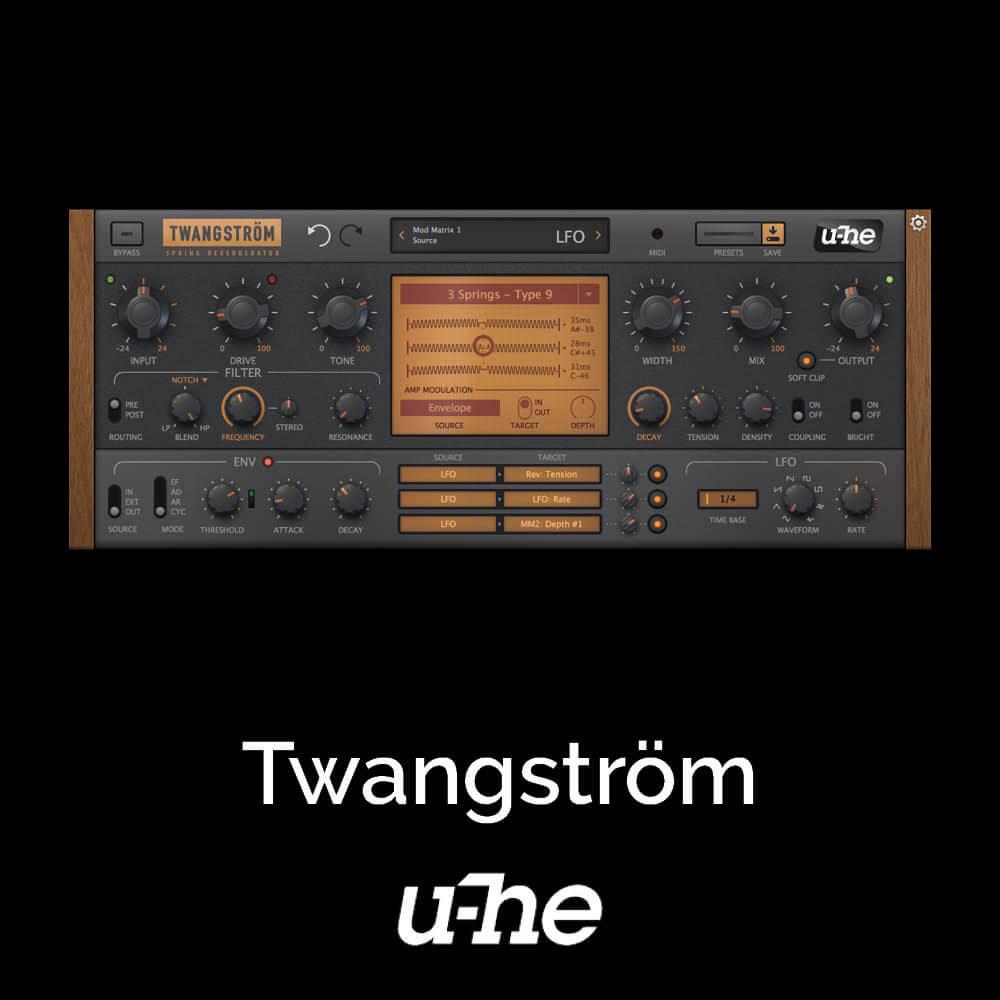 Twangström