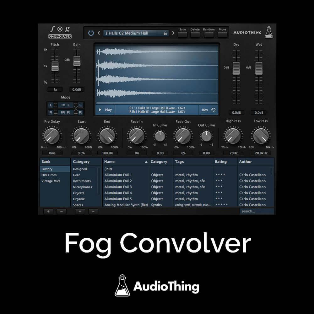 Fog Convolver