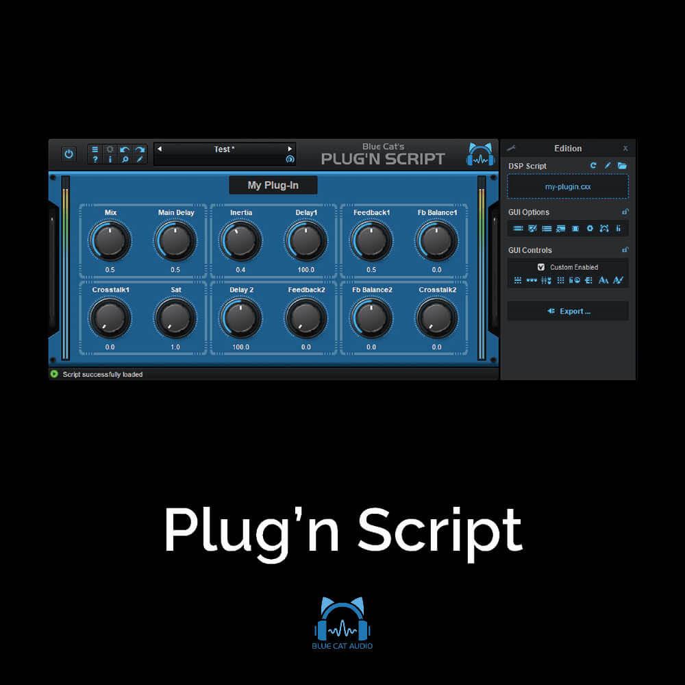 Plug'n Script