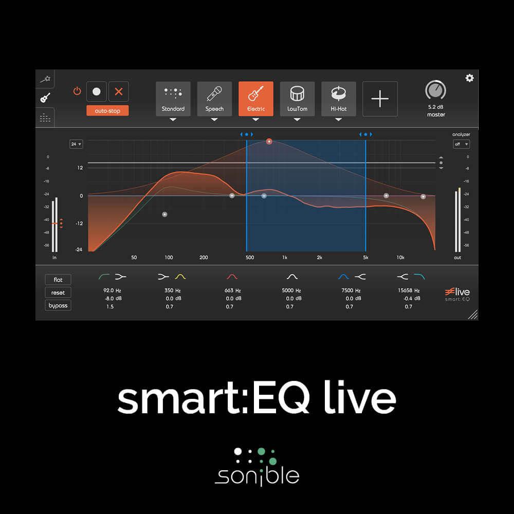 smart:EQ live