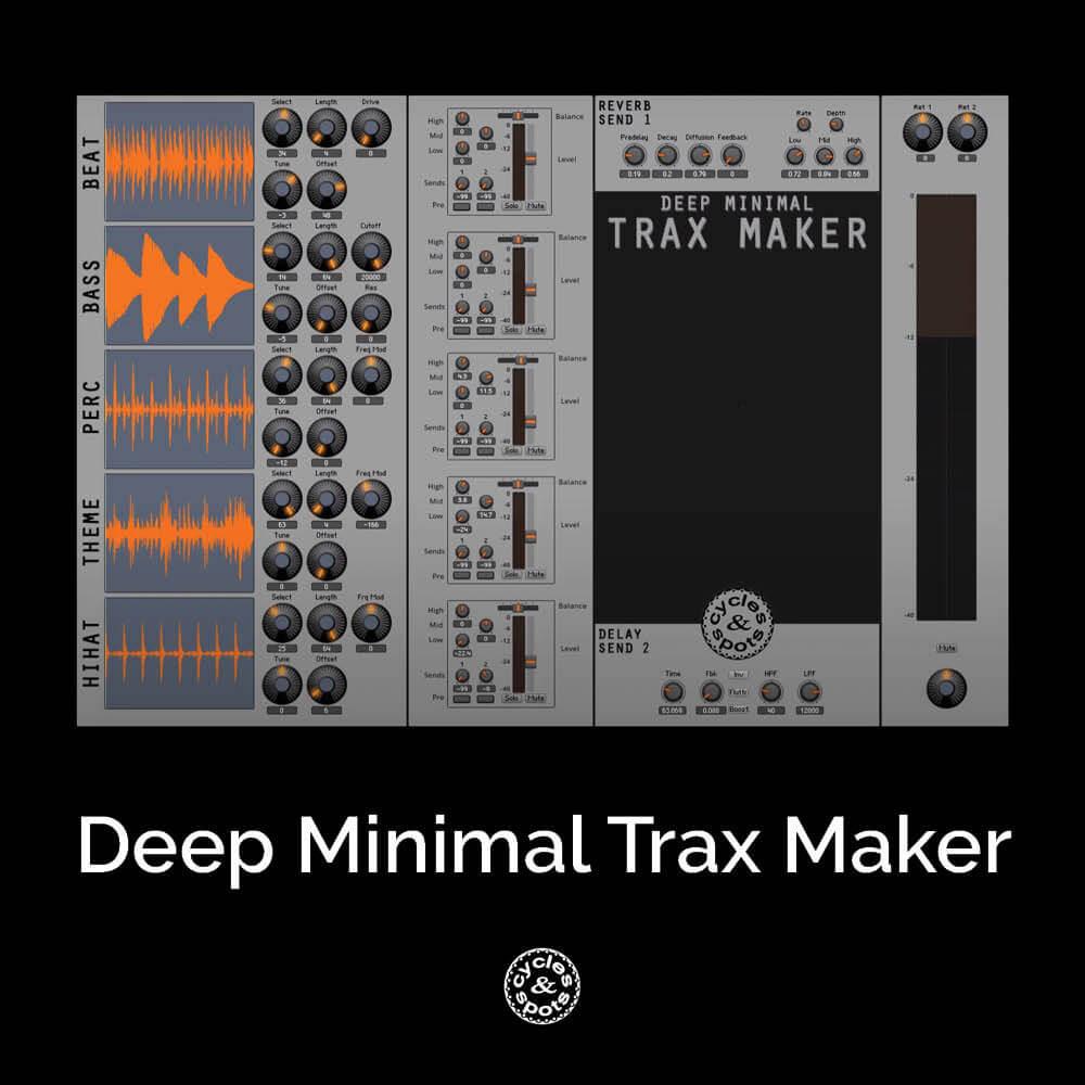 Deep Minimal Trax Maker