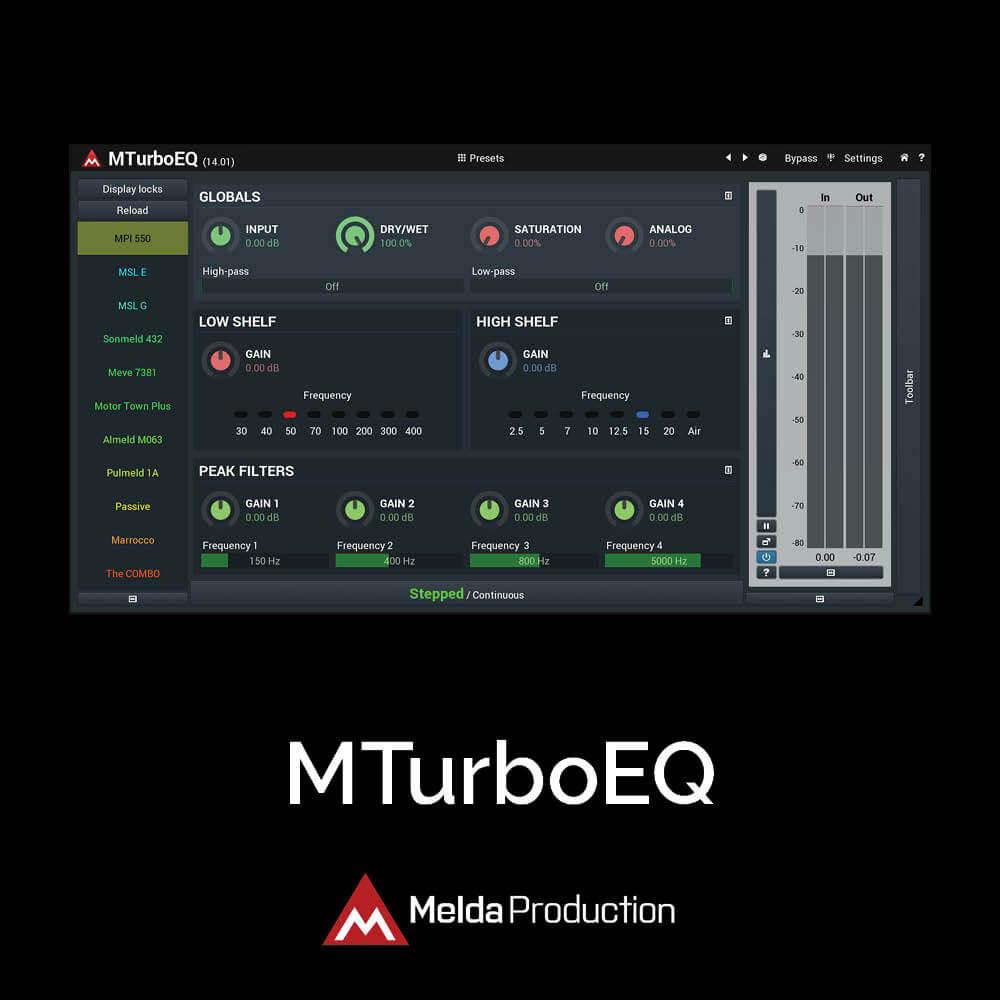 MTurboEQ