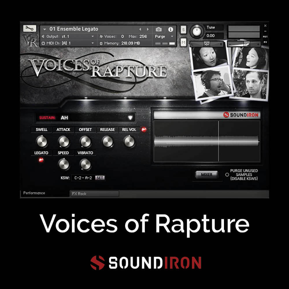Voices of Rapture