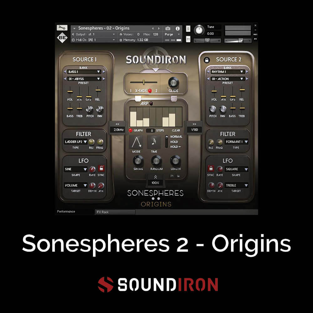 Sonespheres 2 - Origins