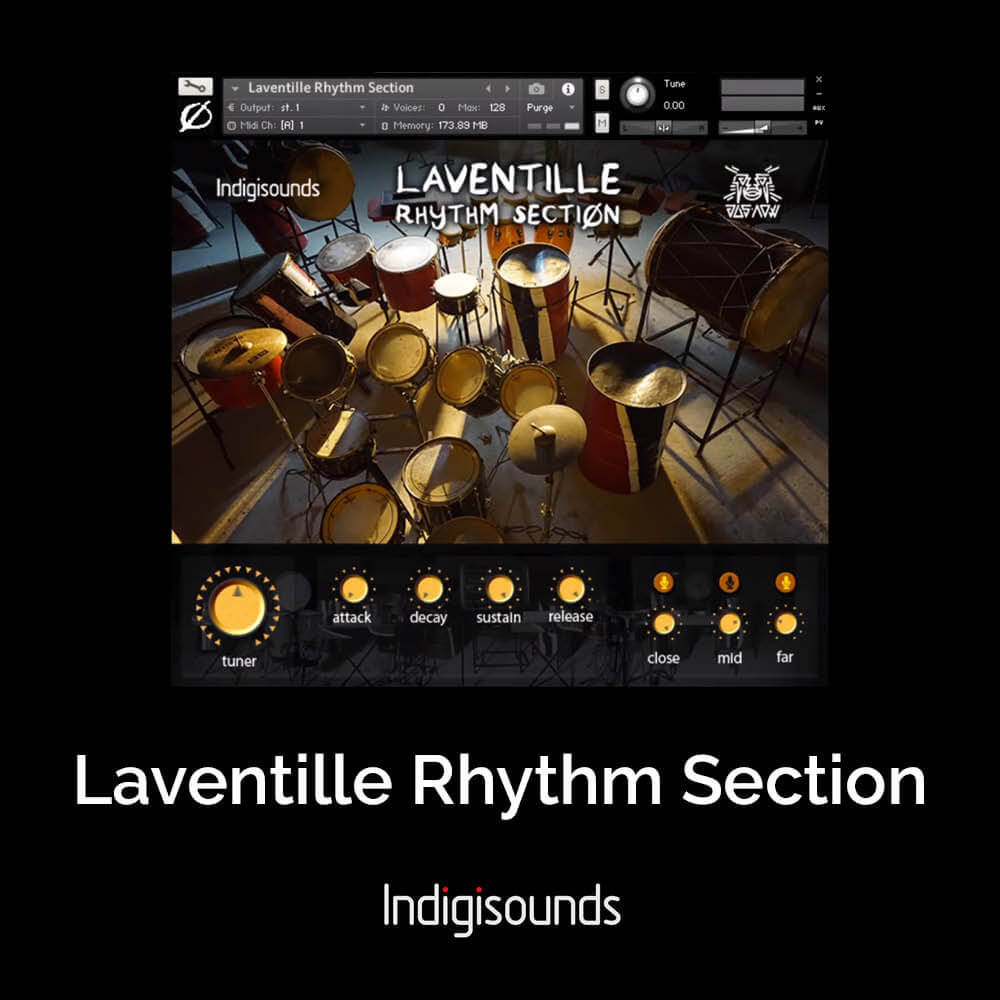 Laventille Rhythm Section