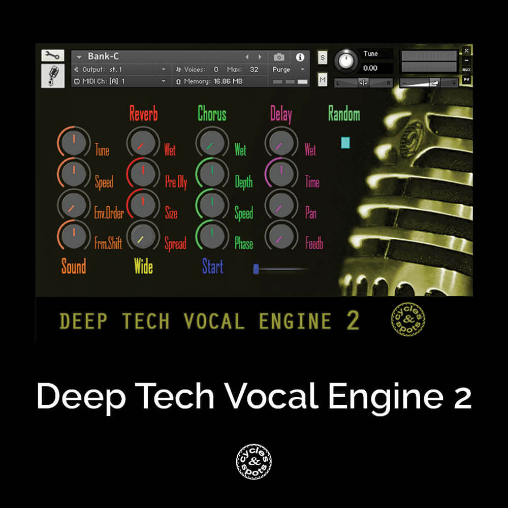 Deep Tech Vocal Engine 2
