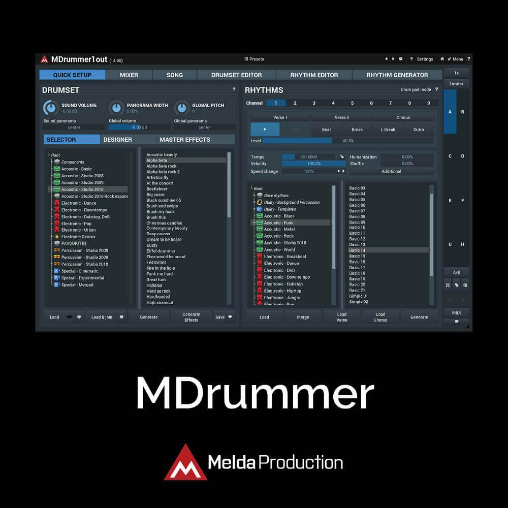 MDrummer