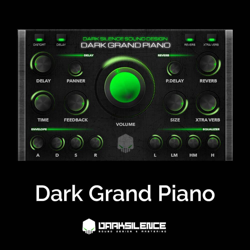 Dark Grand Piano (Kontakt)
