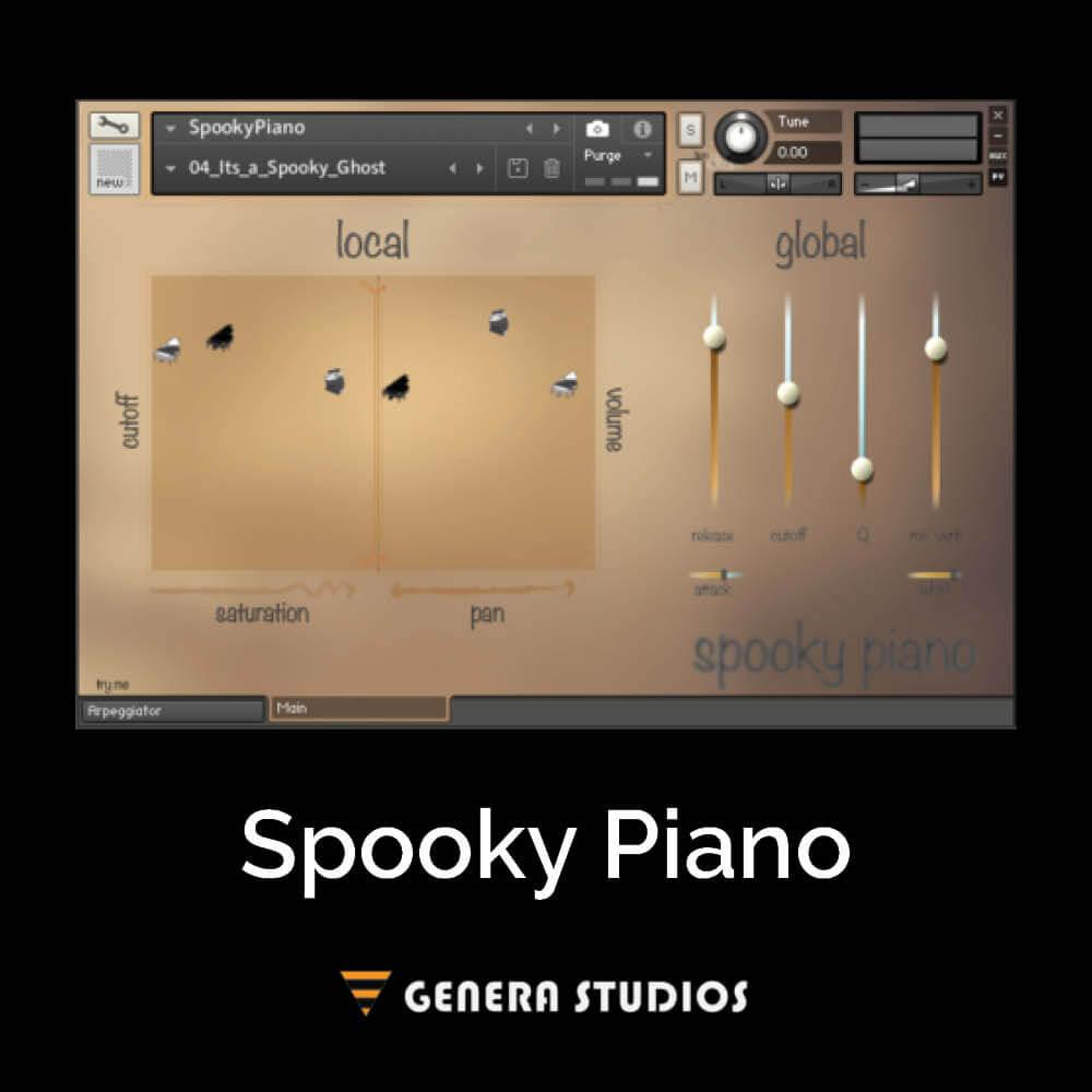 Spooky Piano