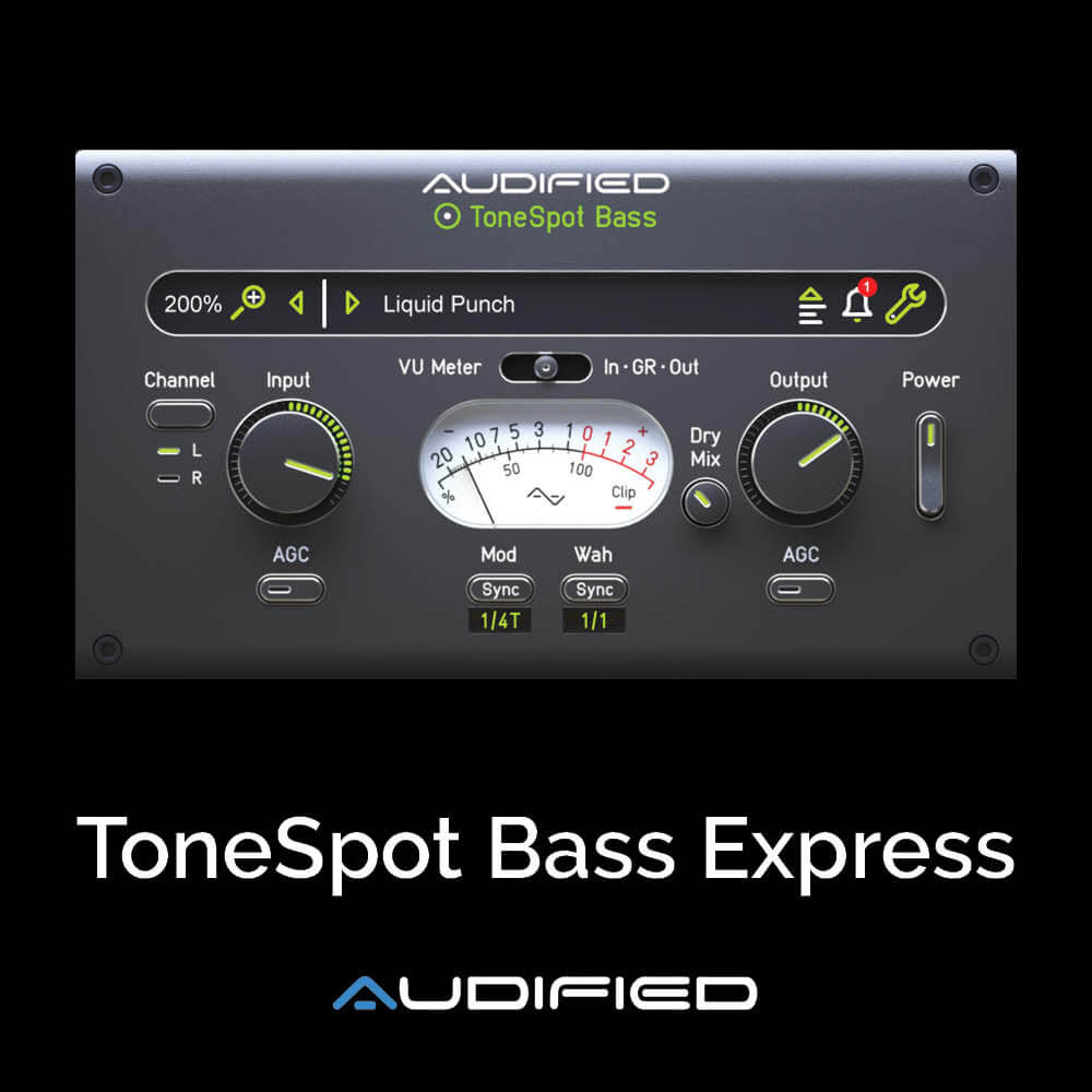 ToneSpot Bass Express