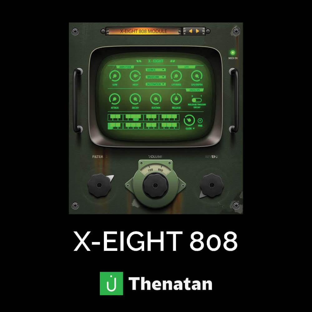 X-EIGHT 808