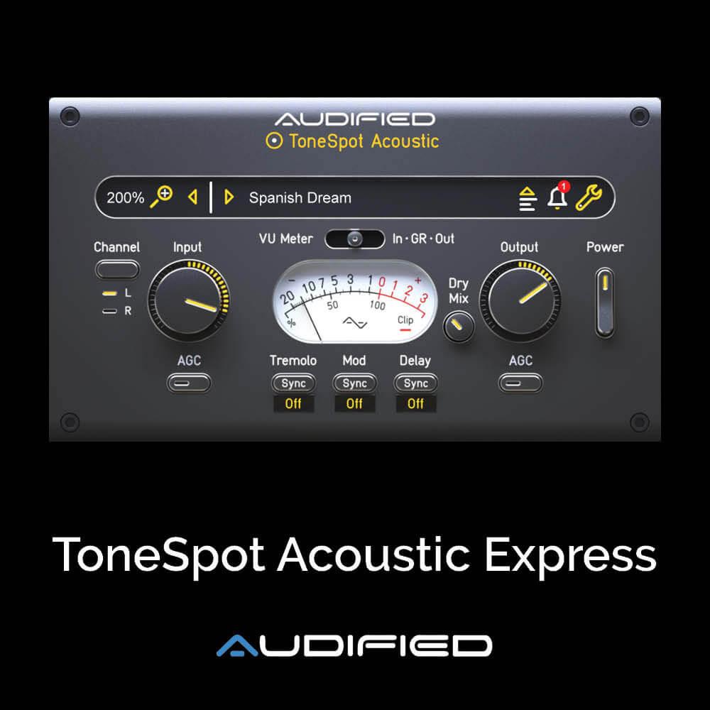 ToneSpot Acoustic Express