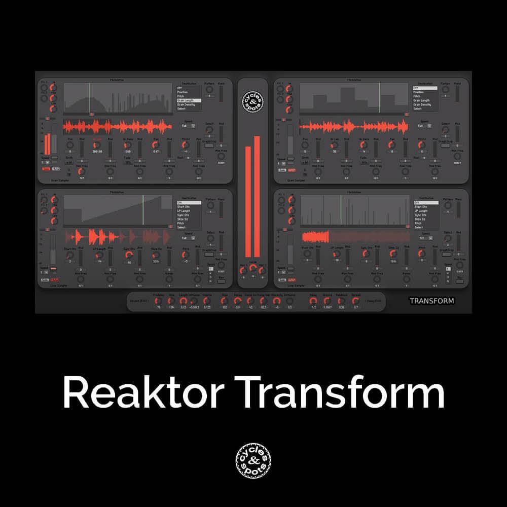 Reaktor Transform