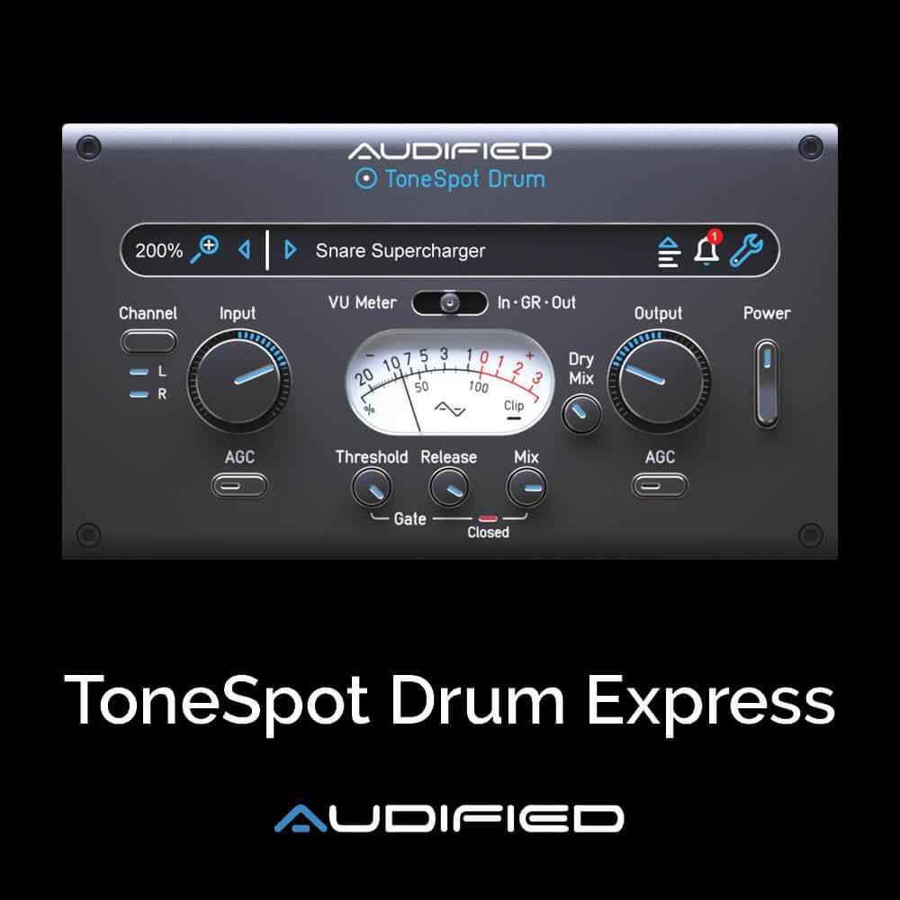 ToneSpot Drum Express