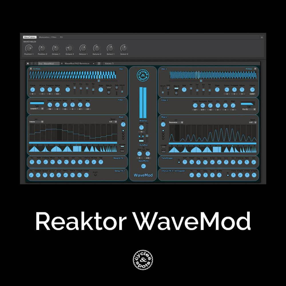 Reaktor WaveMod