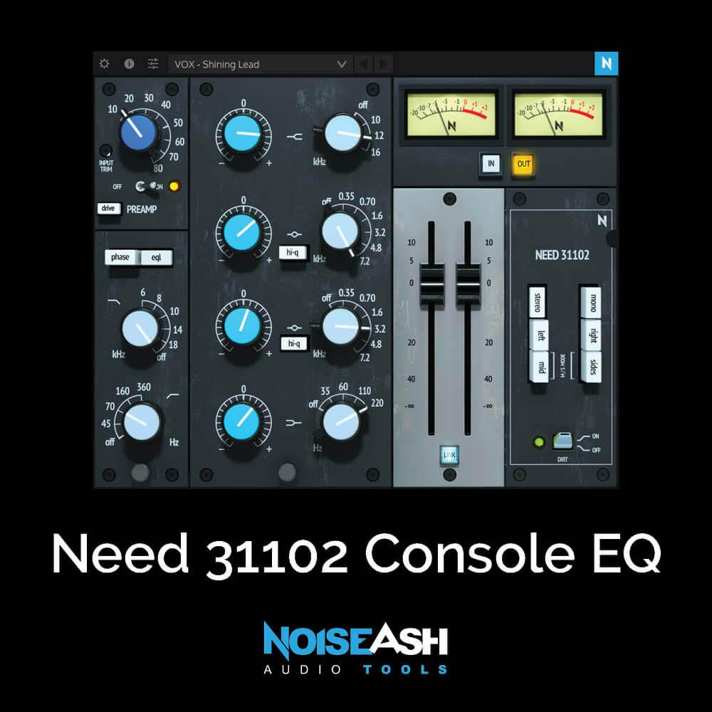 Need 31102 Console EQ