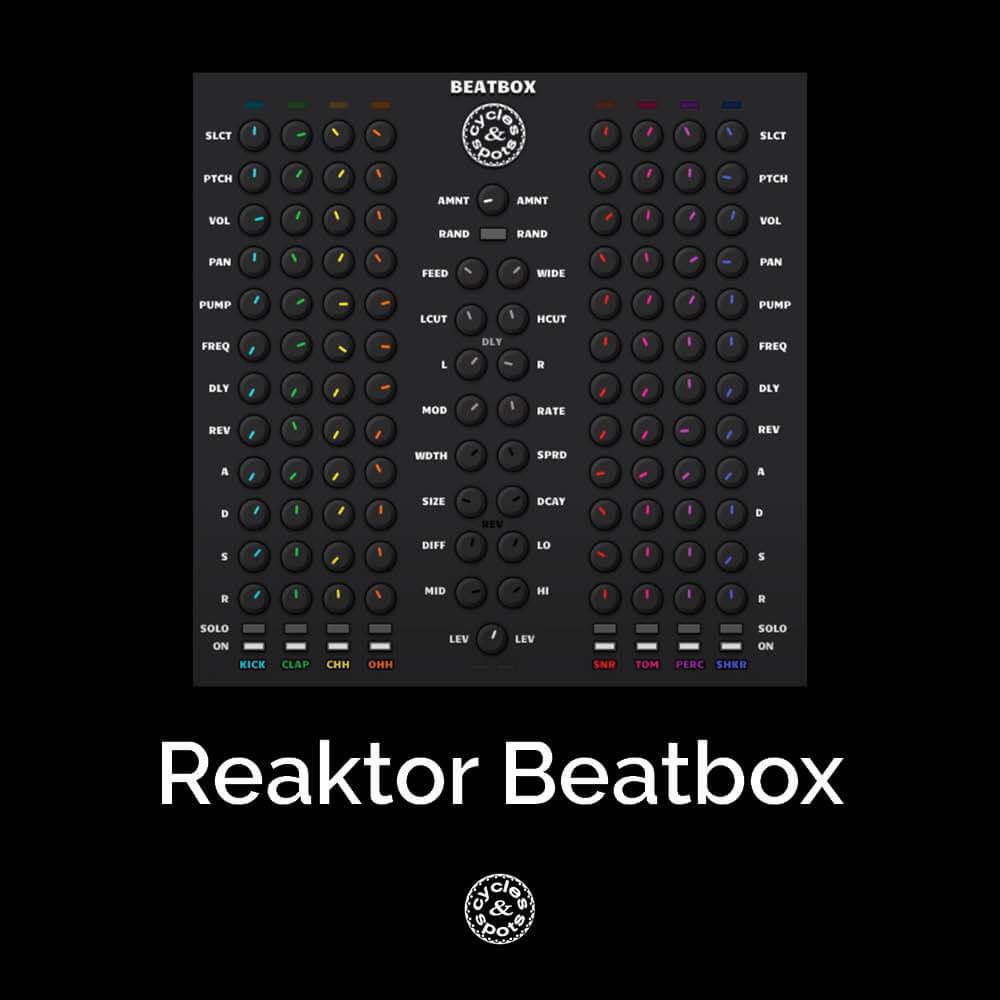Reaktor Beatbox
