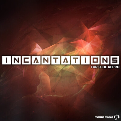 Incantations for Repro by Marula Music