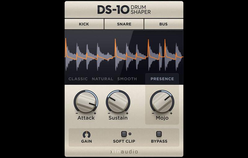 DS-10 Drum Shaper