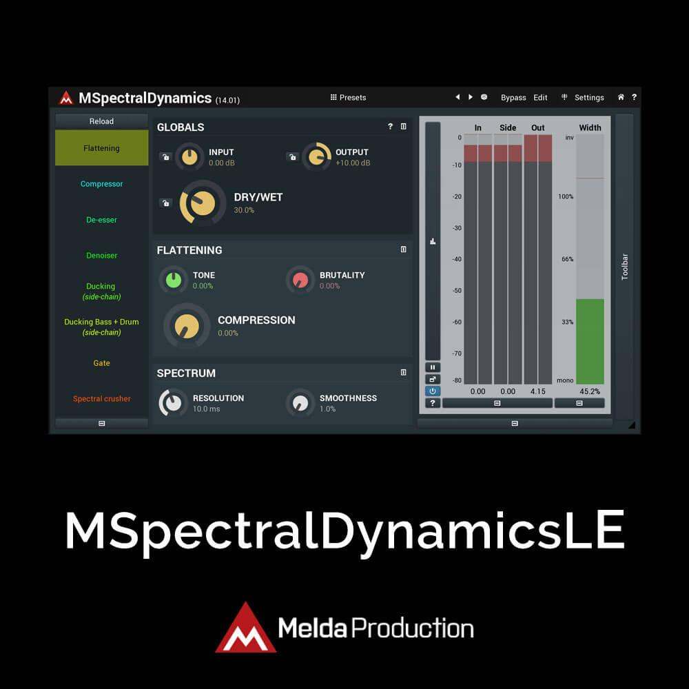 MSpectralDynamicsLE