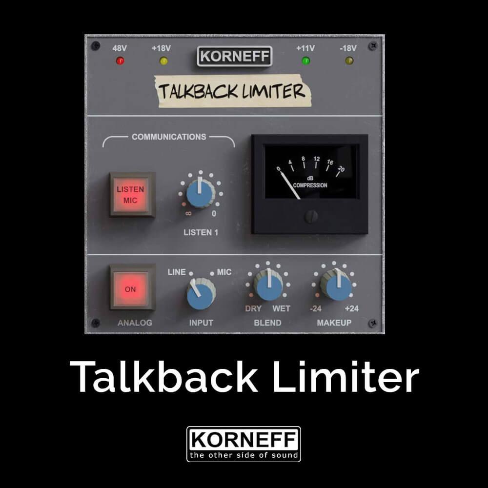 Talkback Limiter