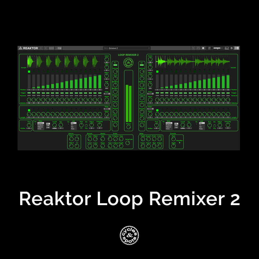 Reaktor Loop Remixer 2