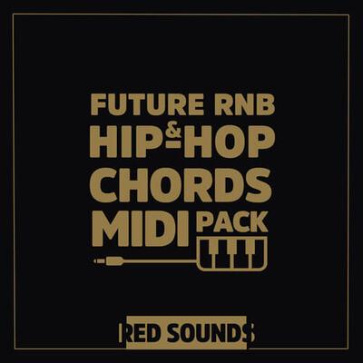 Future RNB & Hip-Hop Chords MIDI Pack
