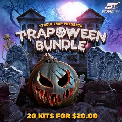 TrapOWeen Bundle - 90 Construction Kits