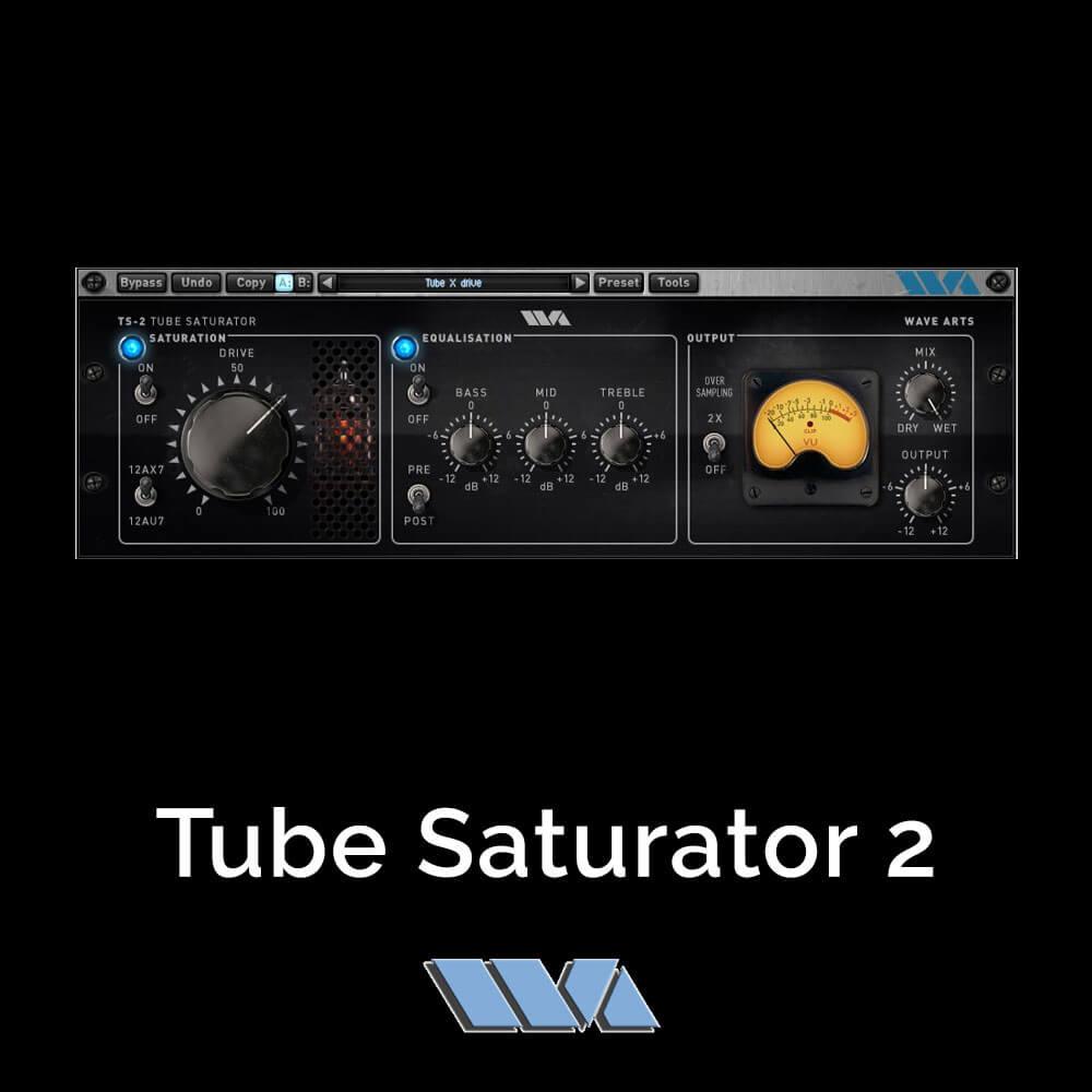 Tube Saturator 2