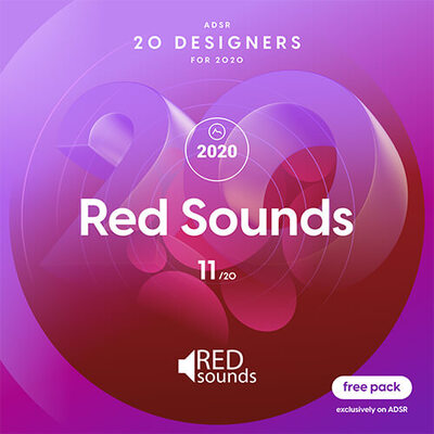 ADSR 20 Designers for 2020 - RED SOUNDS