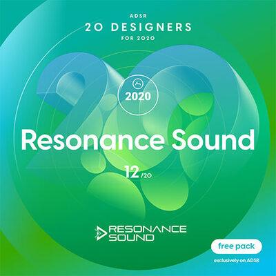 ADSR 20 Designers for 2020 - RESONANCE SOUND