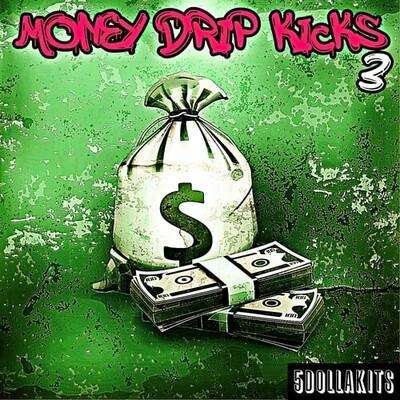 Money Drip Kicks 3