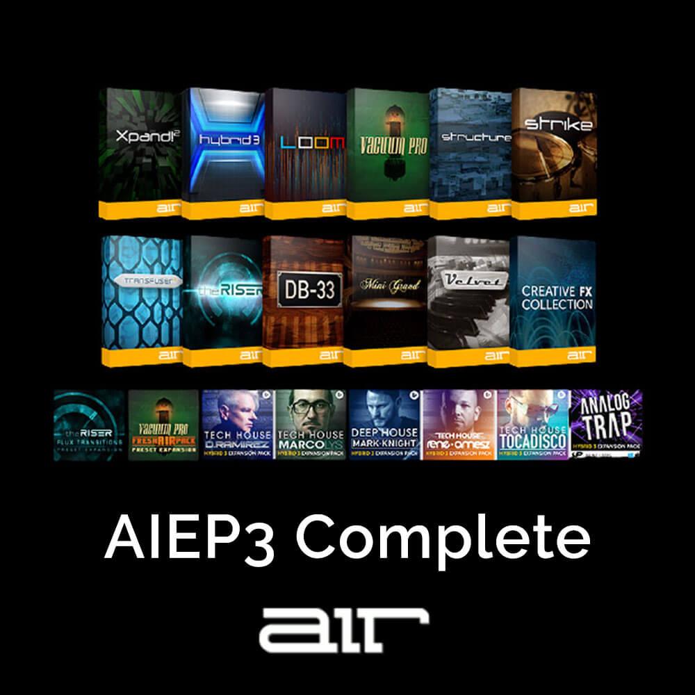 AIEP 3 Complete