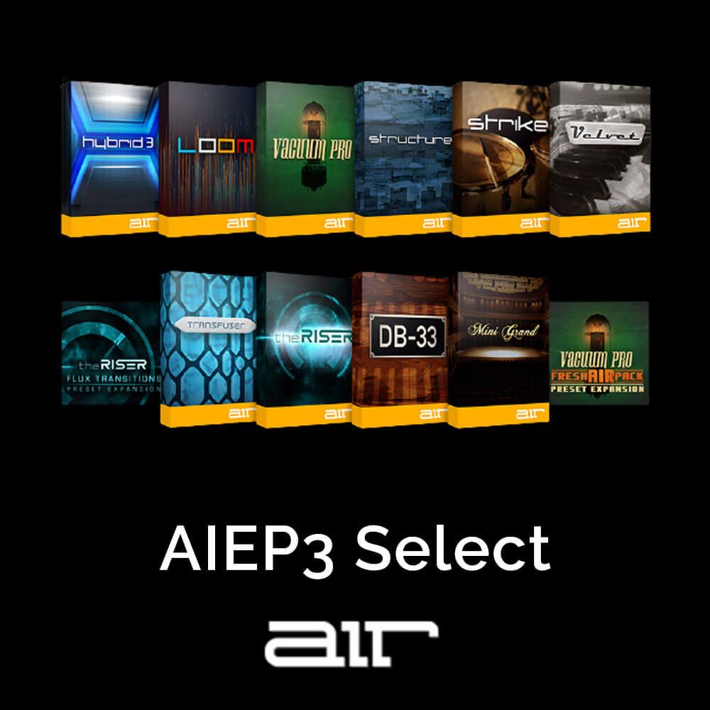 AIEP 3 Select
