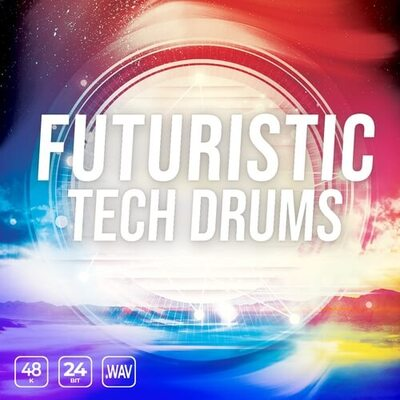 Futuristic Tech Drums