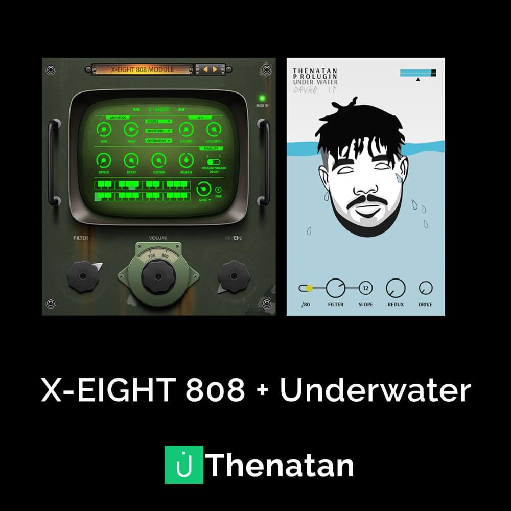 X-EIGHT 808 + Underwater